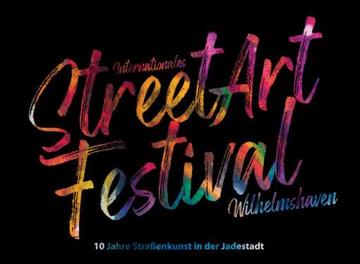 StreetArt Jubiläumsbuch